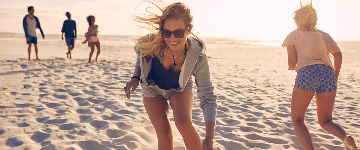 Χτίζοντας φυσική κατάσταση στην άμμο
